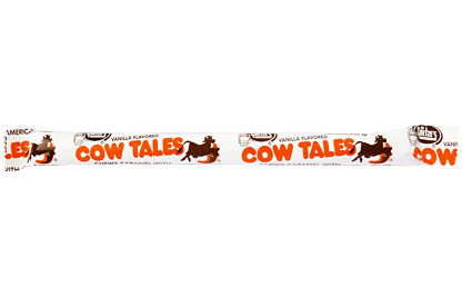 Caramel Vanilla Cow Tales (Box of 36)