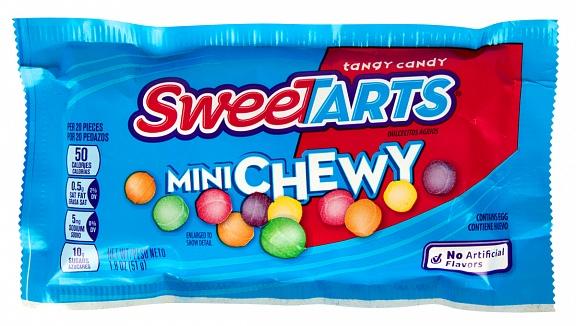 Mini Chewy SweeTARTS (51g)