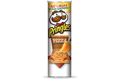 Pizza Pringles (Case of 14)