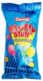 Charms Fluffy Stuff Candy Floss (99g)