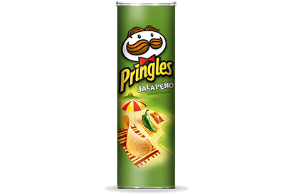 Jalapeño Pringles (14 x 158g)