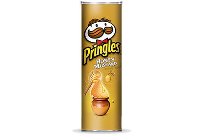 Honey Mustard Pringles