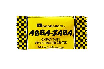Annabelle's Abba-Zaba (mini)