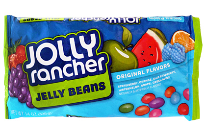 Jolly Rancher Jelly Beans (12 x 397g)