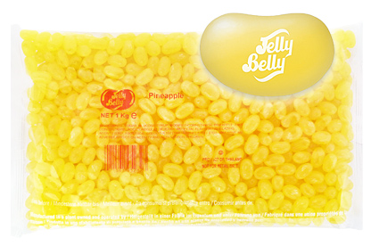 Crushed Pineapple Jelly Belly Beans (1kg)