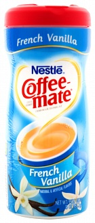 Coffee-Mate French Vanilla Coffee Creamer (425g)