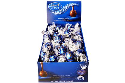 Lindor Dark Chocolate Truffles (60 pcs)