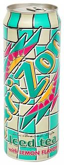 Arizona Iced Tea with Lemon (680ml) (Case of 24)