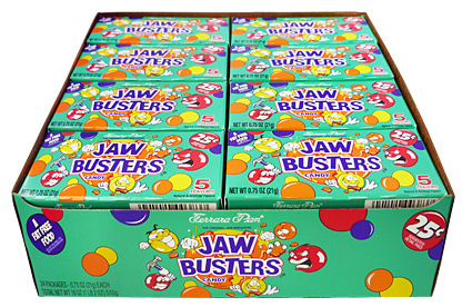 Jawbusters (Box of 24)