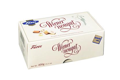 Fazer Wiener Nougat (392g)