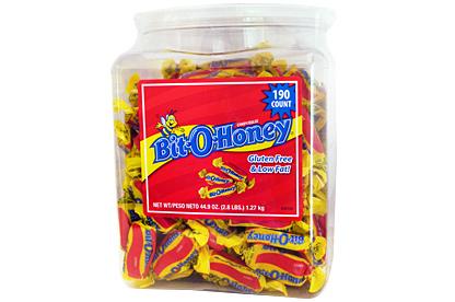 Bit-O-Honey Minis (190ct)