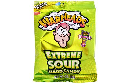 Warheads (56g)