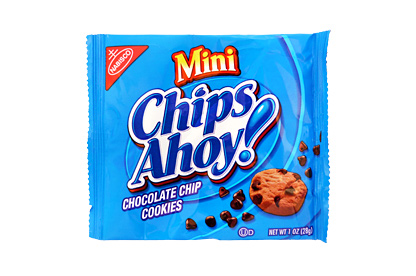 Chips Ahoy! Mini Chocolate Chip Cookies (Box of 12)