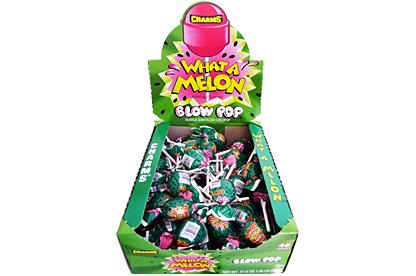 What-A-Melon Blow Pops (Box of 48)