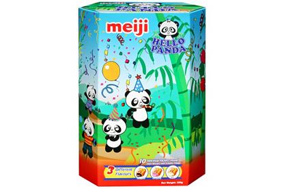 Assorted Hello Panda Giant Box (260g) (Case of 8)