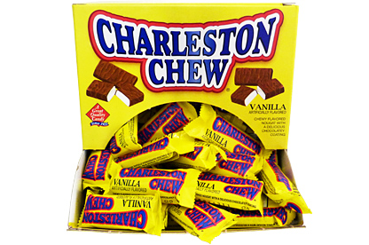 Vanilla Charleston Chew Miniatures (Box of 96)