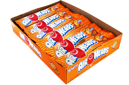 Orange Airheads (Box of 36)