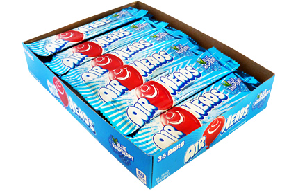 Blue Raspberry Airheads (Box of 36)