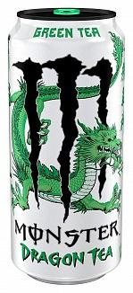 Monster Dragon Tea Green Tea (473ml)