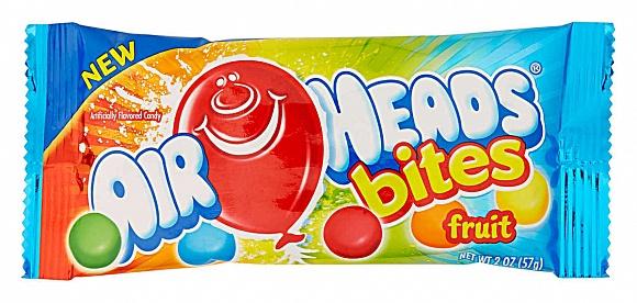 Airheads Bites Fruit (18 x 57g)
