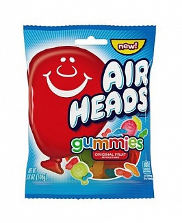 Airheads Gummies Original Fruit (12 x 108g)