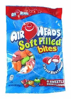 Airheads Soft Filled Bites (12 x 170g)