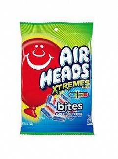 Airheads Xtremes Bites Bluest Raspberry (12 x 170g)