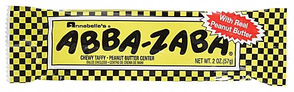 Annabelle's Abba-Zaba (Box of 24)