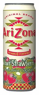 Arizona Kiwi Strawberry (680ml) (Case of 24)
