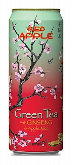 Arizona Red Apple Green Tea (Case of 24)