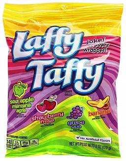 Assorted Laffy Taffy Minis (12 x 170g)