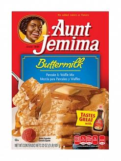 Aunt Jemima Buttermilk Pancake Mix (12 x 907g)