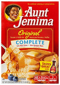 Aunt Jemima Complete Pancake Mix (907g) (Case of 12)