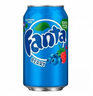 Berry Fanta (355ml)