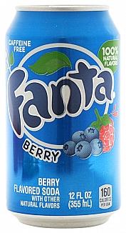 Berry Fanta