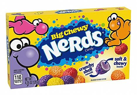 Big Chewy Nerds (120g)