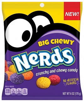 Big Chewy Nerds (170g)