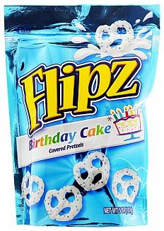 Birthday Cake Pretzel Flipz (141g)