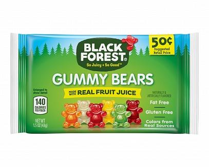 Black Forest Gummy Bears (24 x 43g)