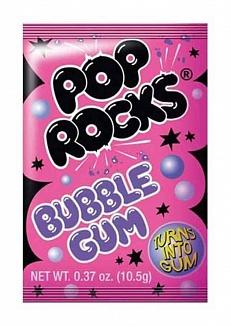 Bubble Gum Pop Rocks (Box of 24)