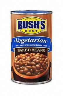 Bush's Baked Beans Vegetarian (12 x 454g)