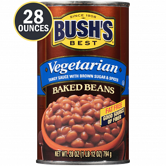 Bush's Best Baked Beans Vegetarian (12 x 794g)
