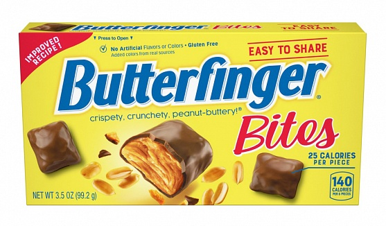 Butterfinger Bites Theatre Box (9 x 99g)
