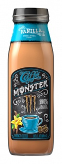 Caffé Monster Vanilla Energy Coffee (405ml)