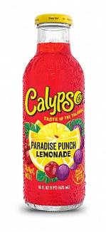 Calypso Paradise Punch Lemonade (12 x 473ml)