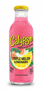 Calypso Triple Melon Lemonade (12 x 473ml)