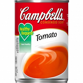 Campbell's Condensed Soup Healthy Request Tomato (12 x 305g)
