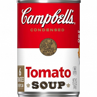 Campbell's Condensed Soup Tomato (48 x 305g)