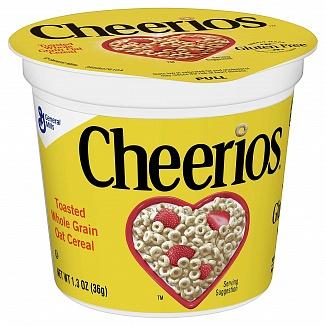 Cheerios Original Cereal Cup (12 x 36g)