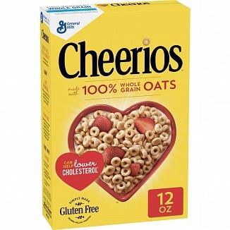 Cheerios Original (14 x 340g)